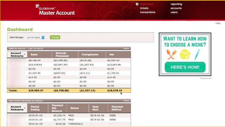jordan income affiliate cash club