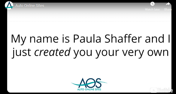 paula shaffer auto online sites