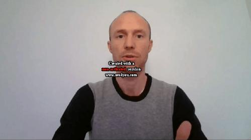 avs video editor watermark example