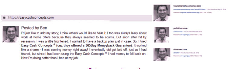 easy cash concepts comments