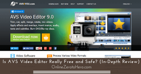 Is AVS Video Editor Really Free and Safe? (In-Depth Review)