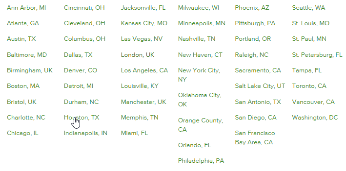 taskrabbit locations