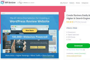 wp review recommended plugin