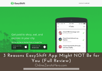 3 Reasons EasyShift App Might NOT Be for You (Full Review)