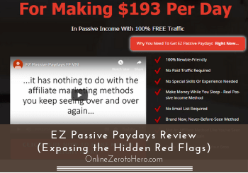 ez passive paydays review header