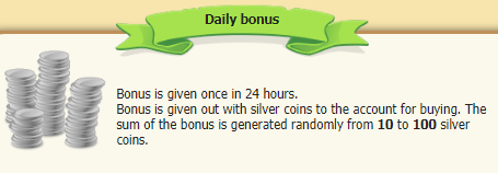 golden farm biz daily bonus