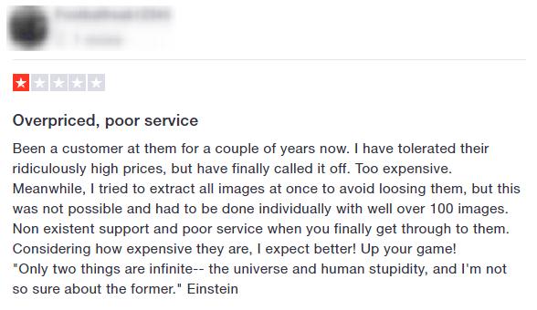 istockphoto complaint