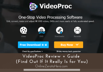 VideoProc Review + Guide (Find Out If It Really Is for You)