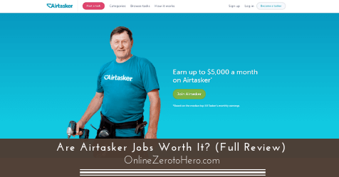 Are Airtasker Jobs Worth It? (Full Review)