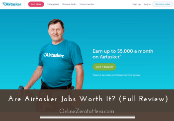 airtasker jobs review header