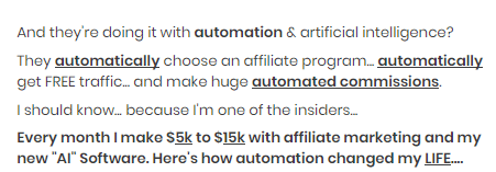 Affiliate Bots Review (You Can't Automate Your Way to Riches)