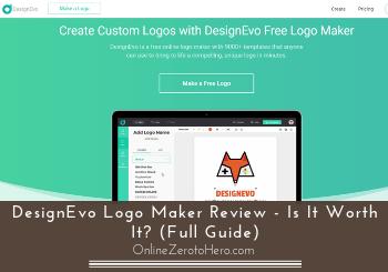 designevo review header