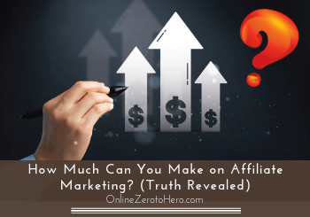 how much can you make on affiliate marketing header