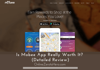 Is Mobee App Really Worth It? (Detailed Review)