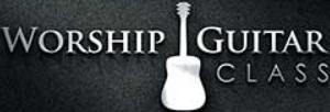 worship guitar class logo