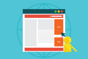 blog with ad monetization