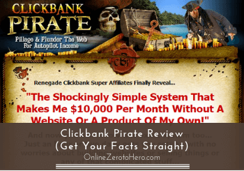 clickbank pirate review header