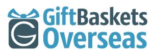 gift baskets overseas logo