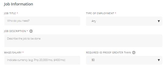 onlinejobs ph job posting