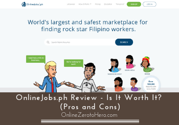 OnlineJobs.ph Review – Is It Worth It? (Pros and Cons)