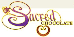 sacred chocolate logo