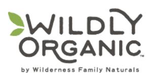 wildly organic logo