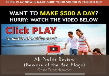 ali profits review header