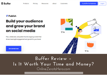 Buffer Review – Is It Worth Your Time and Money?