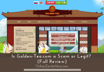 goldentea com review header