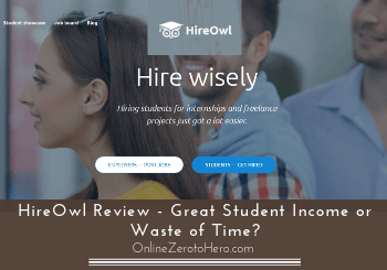 HireOwl Review – Great Student Income or Waste of Time?