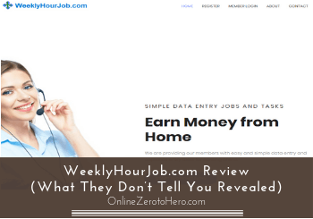 weeklyhourjob.com review header