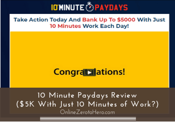 10 minute paydays review header
