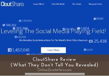 cloutshare review header
