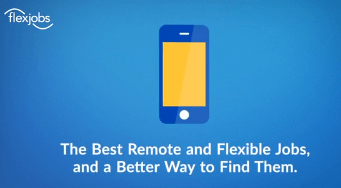 flexjobs best remote job search site