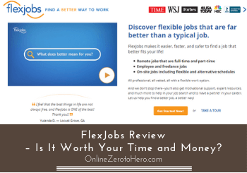 FlexJobs Review – Is It Worth Your Time and Money?