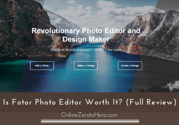 fotor review header