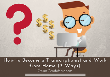 how to become a transcriptionist header