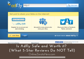 is adfly safe review header