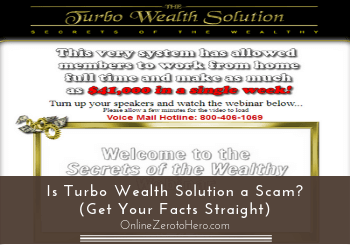 is turbo wealth solution a scam header