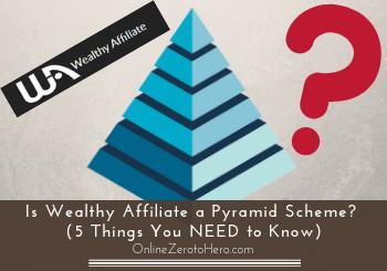 is wealthy affiliate a pyramid scheme header