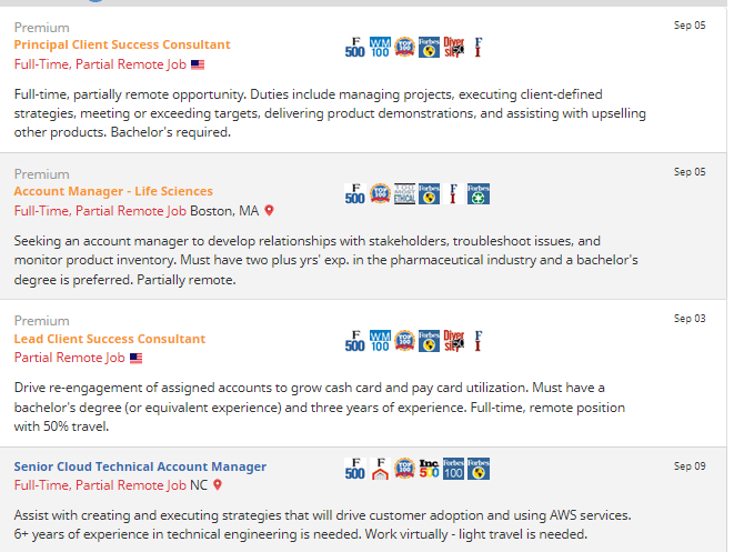 legit job postings flexjobs