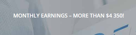 readvesti monthly earning claim