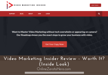 video marketing insider review header