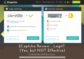 2captcha review header