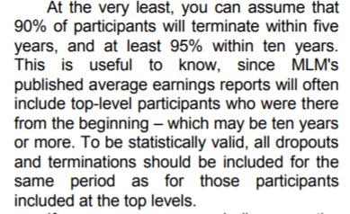 USANA FTC study MLM business