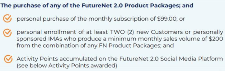 futurenet membership requirement