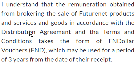 futurenet policy remuneration