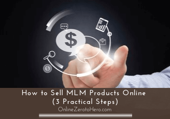 how to sell mlm products online header