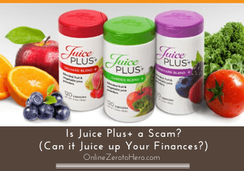 is juice plus a scam review main image header