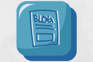blog video marketing content icon